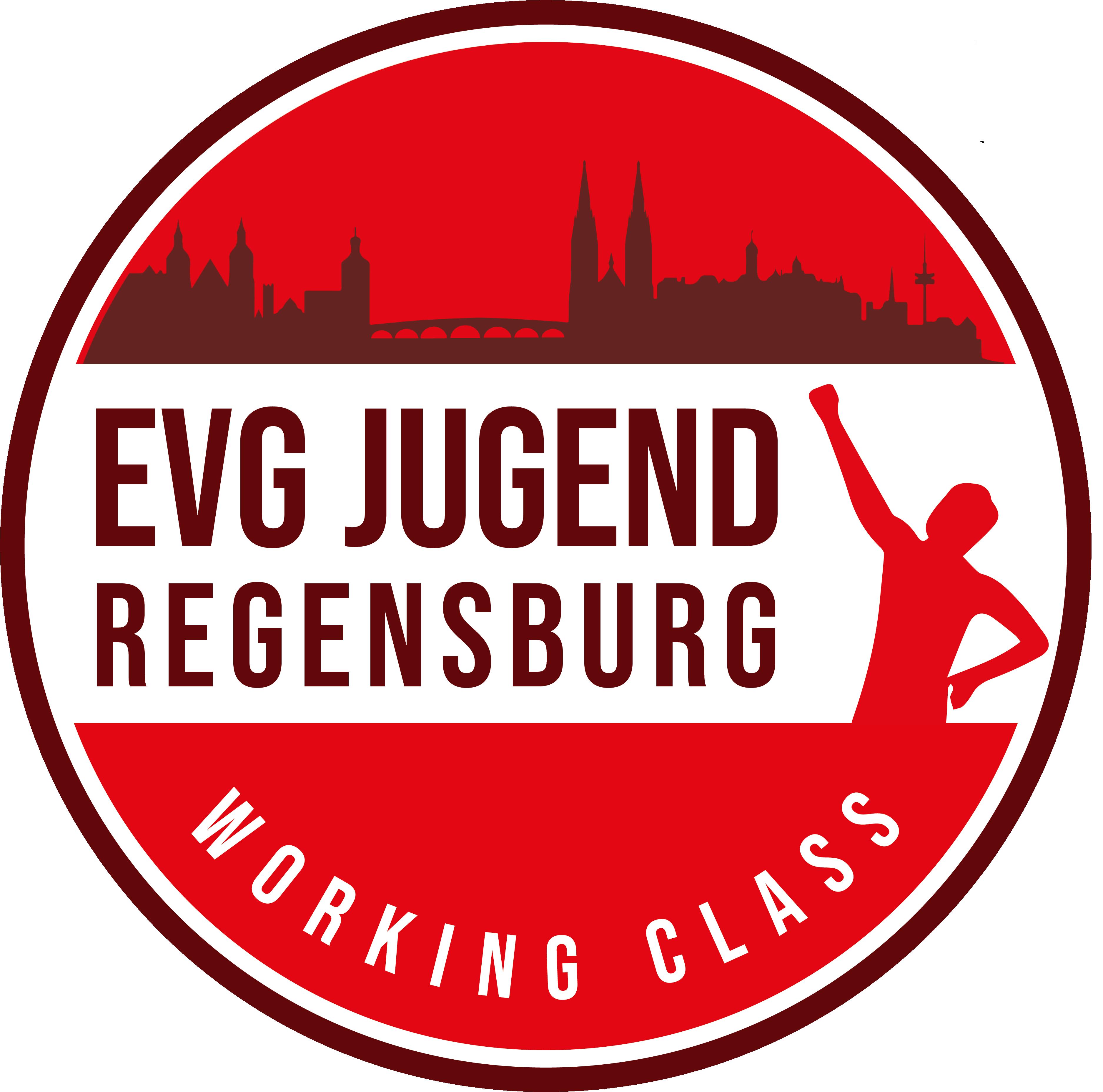 EVG Jugend Regensburg Logo